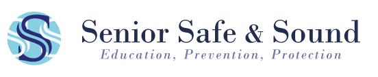 Senior Safe and Sound Logo